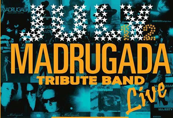 Οι July 12 - Madrugada Tribute Band στο 8Ball Club