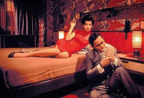 Valentine's Day: Προβολή της ταινίας In The Mood For Love στο Cine Βακούρα