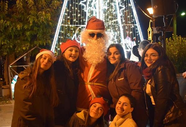Online φέτος ο Γιορτινός Κόσμος, το Χριστουγεννιάτικο Φεστιβάλ της Νεολαίας Αγίου Αντωνίου