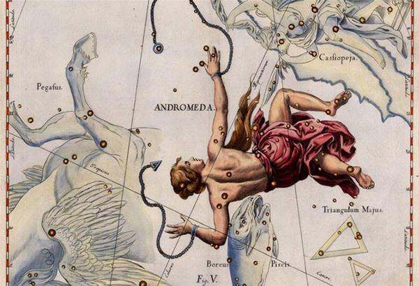 Όμιλος Φίλων Αστρονομίας, σεμινάριο: Η Μυθολογία των Ουράνιων Σωμάτων