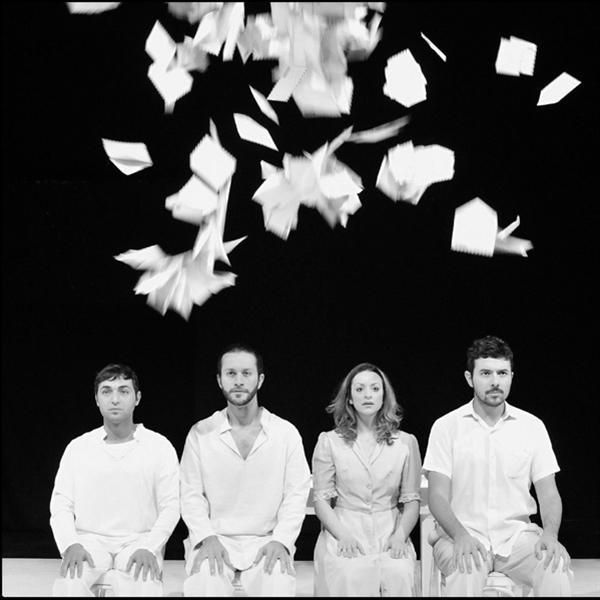 «Οι Στοχαστές του Αόρατου» στο Μικρό Θέατρο Μονής Λαζαριστών