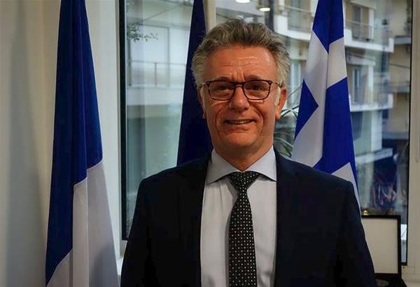 Φιλίπ Ρέι (Philippe Ray): Το σύνθημα «Ελλάς– Γαλλία συμμαχία» παραμένει ακόμα πολύ επίκαιρο