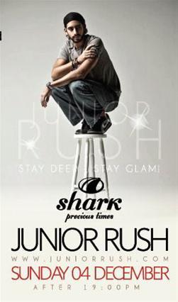 Junior Rush @ Shark