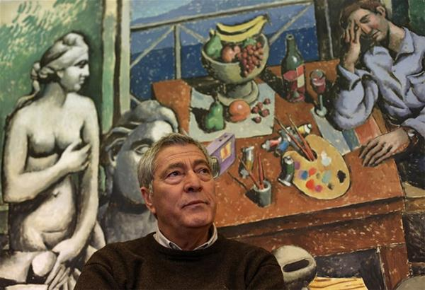 Μενδώνη για την απώλεια του Παύλου Σάμιου: Από σήμερα βρίσκεται στο «Καφέ Παράδεισος»