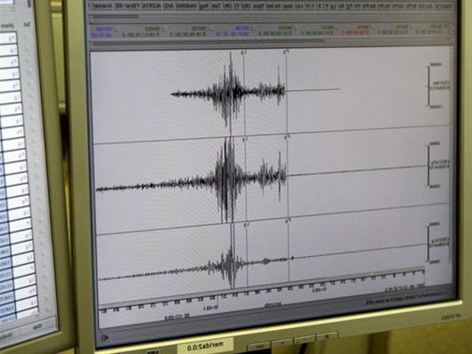 Ισχυρός σεισμός 5,1R σημειώθηκε στα Τρίκαλα νωρίτερα σήμερα