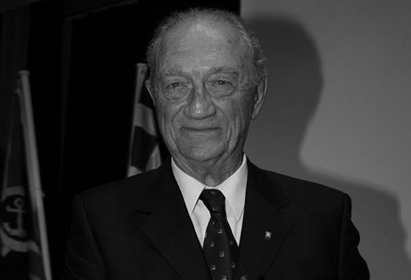 Έφυγε από τη ζωή ο επίτιμος Πρόεδρος του Ιστιοπλοϊκού Ομίλου Θεσσαλονίκης, Άλκης Σκλαβούνος