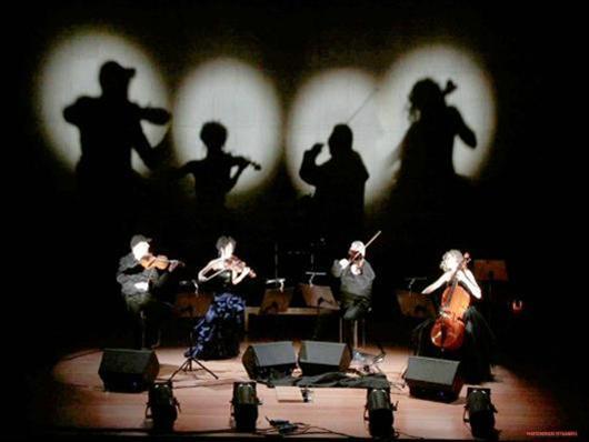 Οι νικητές για τους Storm String Quartet