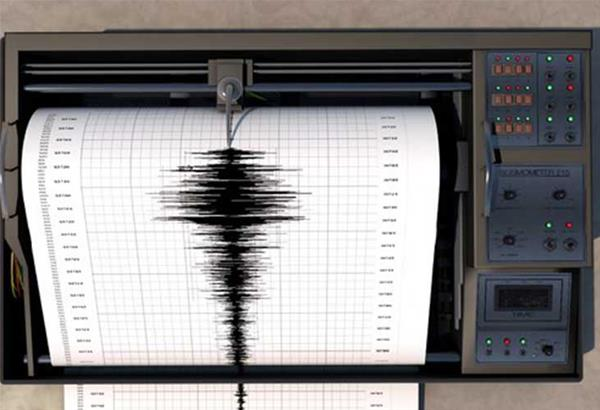 Λέσβος: Νέα σεισμική δόνηση 4,5 Ρίχτερ