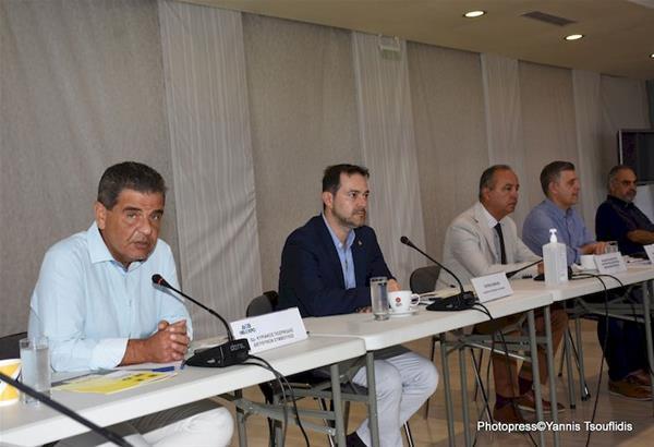 «Πράσινο φως» από το Technology Forum στην BEYOND 4.0 - Μεγάλοι «παίκτες» της ψηφιακής βιομηχανίας στην Έκθεση από τις 1-3 Οκτωβρίου
