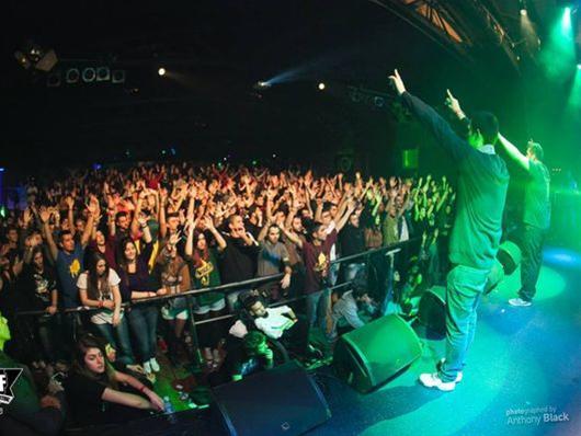 13o Thessaloniki Hip Hop Festival 2015