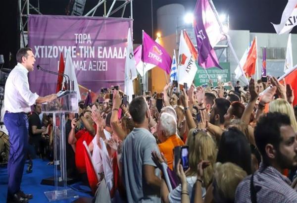 H Oμιλία του Αλέξη Τσίπρα στη Θεσσαλονίκη