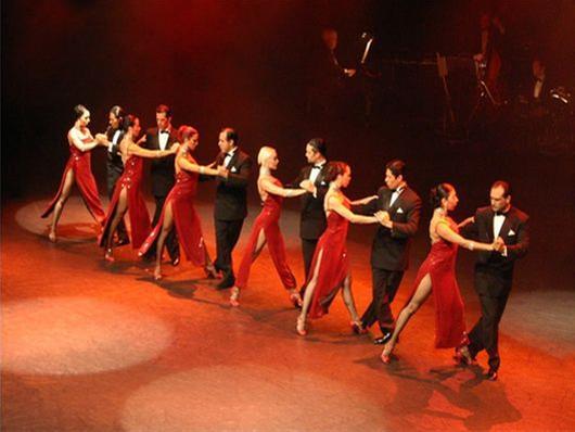 Διαγωνισμός για το φημισμένο Tango In Red Major
