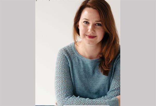 H αυστραλή συγγραφέας Hannah Kent  για πρώτη φορά στην Ελλάδα.