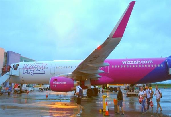 Θεσσαλονίκη: Νέες πτήσεις από τη Wizzair  για Λάρνακα και Μιλάνο