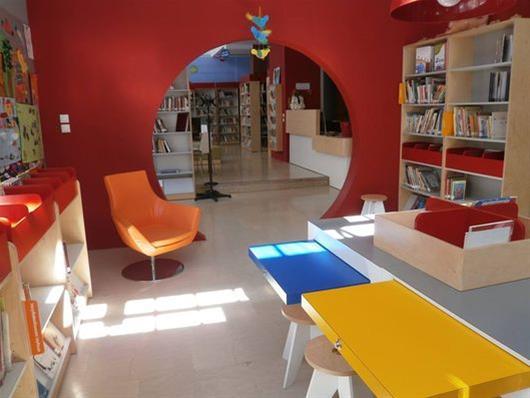 Δημιουργικός Φεβρουάριος στην περιφερειακή Βιβλιοθήκη Χαριλάου για παιδιά και ενήλικες