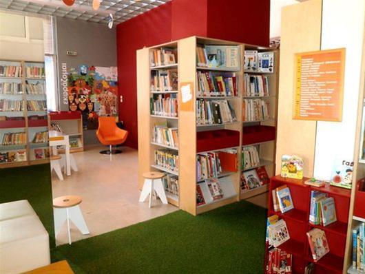 Δράσεις στην Περιφερειακή Βιβλιοθήκη Χαριλάου για μικρούς και μεγάλους τον Οκτώβριο