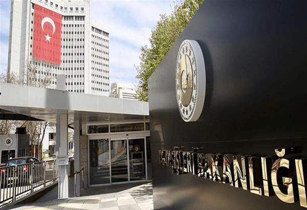 Το τουρκικό ΥΠΕΞ διαψεύδει το δημοσίευμα της Die Welt και το αποκαλεί δημιούργημα φαντασίας.