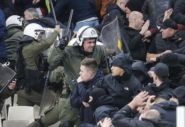 ΑΕΚ: η τιμωρία της UEFA