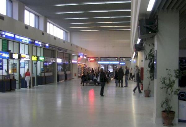 Λαχτάρησαν οι επιβάτες της πτήσης 344 της Ολυμπιακής από Αθήνα για Χανιά λόγω της κακοκαιρίας