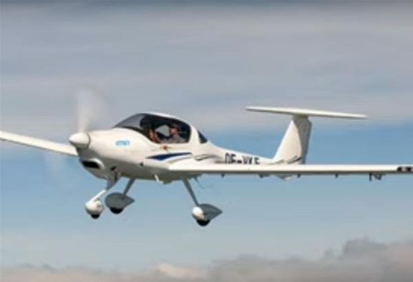 Αγνοείται διθέσιο εκπαιδευτικό αεροσκάφος – Επιχείρηση εντοπισμού του (βίντεο)