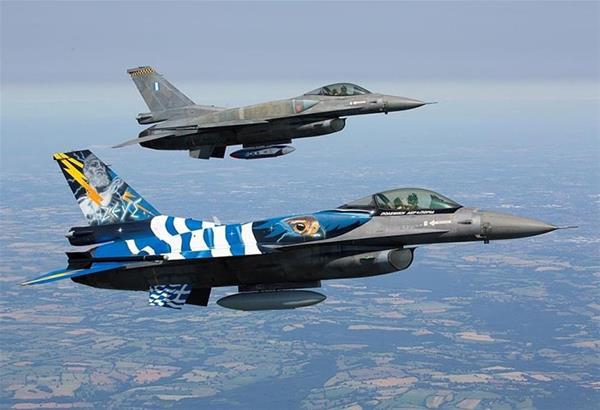 Χρόνια πολλά στην Πολεμική Αεροπορία: Ευχές Μητσοτάκη, Τζιτζικώστα, Παναγιωτόπουλου, Πέτσα