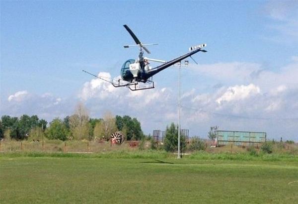 Αεροψεκασμοί για τα κουνούπια σε ακατοίκητες περιοχές του Δήμου Δέλτα