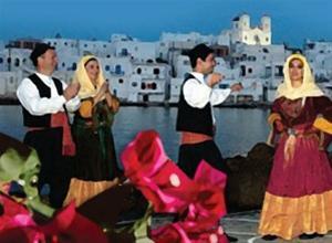 Φεστιβάλ με νησιώτικους χορούς στην Καλαμαριά