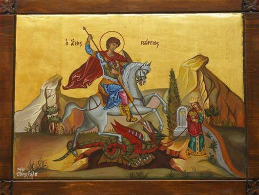 Ποιός ήταν ο Άγιος Γεώργιος