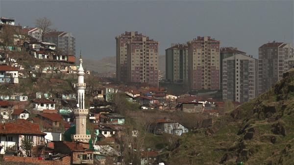 Tο «Balkan Express» της ΕΤ3 στην Άγκυρα