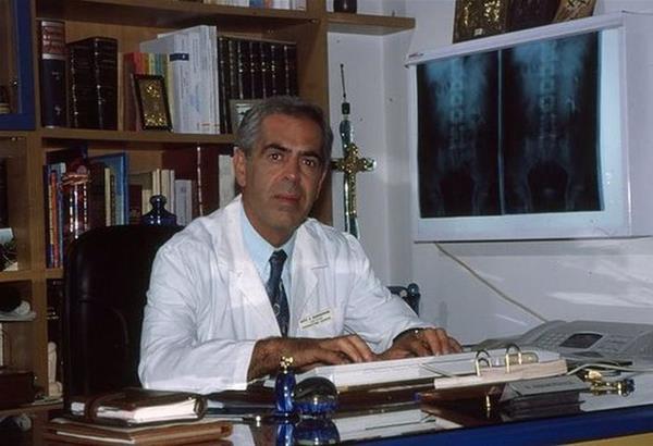 Επίθεση αναρχικών στο ιατρείο του Χάρη Αηδονόπουλου στην Εγνατία
