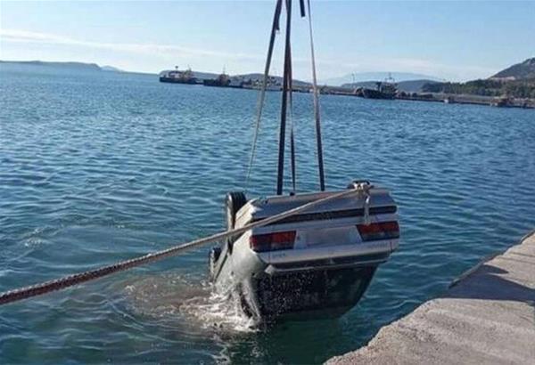 Κρήτη: Νεαρός έπεσε με το αυτοκίνητό του στο λιμάνι