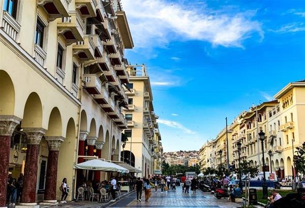 Διεθνή Αρχιτεκτονικό διαγωνισμό για την ανάπλαση της Αριστοτέλους προκηρύσσει ο Δήμος Θεσσαλονίκης