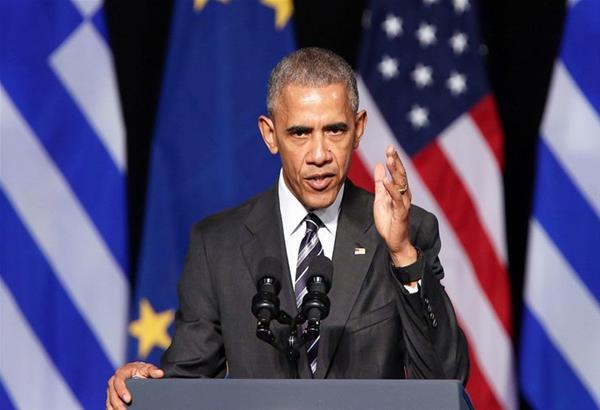 Μπάρακ Ομπάμα: «Τα αποτελέσματα των εκλογών δείχνουν ένα διχασμένο έθνος»