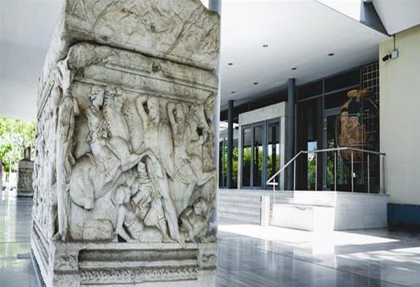 Δωρεάν ξεναγήσεις σε διάφορες γλώσσες στο Αρχαιολογικό Μουσείο την Κυριακή 02/02. Δηλώστε συμμετοχή