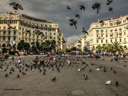 Θεσσαλονίκη Κυριακή 22 Νοεμβρίου