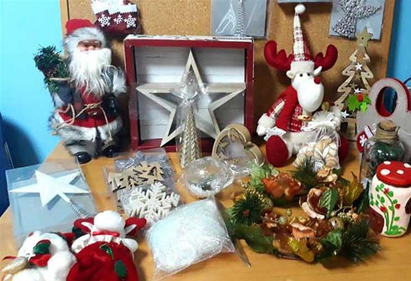Χριστουγεννιάτικο Bazaar του Κέντρου Αυτισμού ΑΧΤΙΔΑ