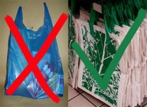 Εκστρατεία κατά της πλαστικής σακούλας στην Θεσσαλονίκη