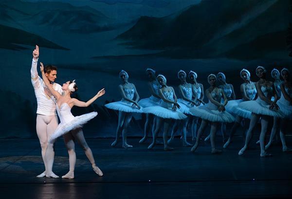 Online «Η Λίμνη των Κύκνων» από το The Moscow Ballet – Russian Ballet Theater