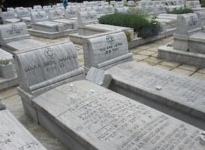 Βεβήλωσαν το εβραϊκό νεκροταφείο Θεσσαλονίκης