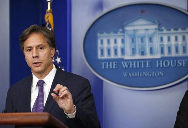 ΗΠΑ: Νέος Υπουργός των Εξωτερικών διορίσθηκε ο Άντονι Μπλίνκεν
