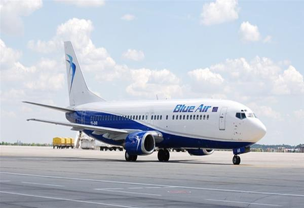 Blue Air: Επανέναρξη πτήσεων από Θεσσαλονίκη και Αθήνα για Λάρνακα