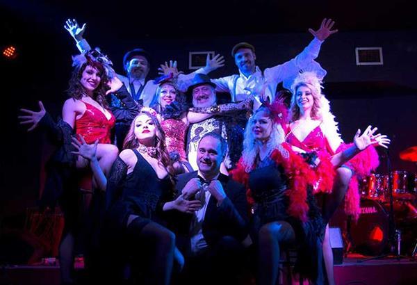 Cabaret - The Show Must Go On στο Ξέφωτο