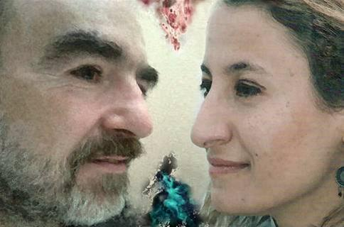 N. Χρηστίδου- Απ. Δημητρακόπουλος στην Πριγκηπέσσα