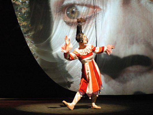 «Laterna magika: Wonderful Circus» από το Εθνικό Θέατρο της Πράγας στο Μέγαρο Μουσικής