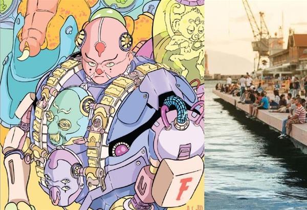 18η Έκθεση Κόμικς και Επιτραπέζιων Παιχνιδιών 2019 στη Θεσσαλονίκη