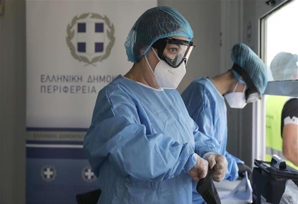 Κορωνοϊός: 2384 νέα κρούσματα στην Ελλάδα σήμερα 10/11