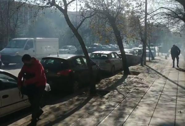 Θεσσαλονίκη: Eπεισόδια με δακρυγόνα και ζημιές σε καταστήματα μετά το εκπαιδευτικό συλλαλητήριο (βίντεο)