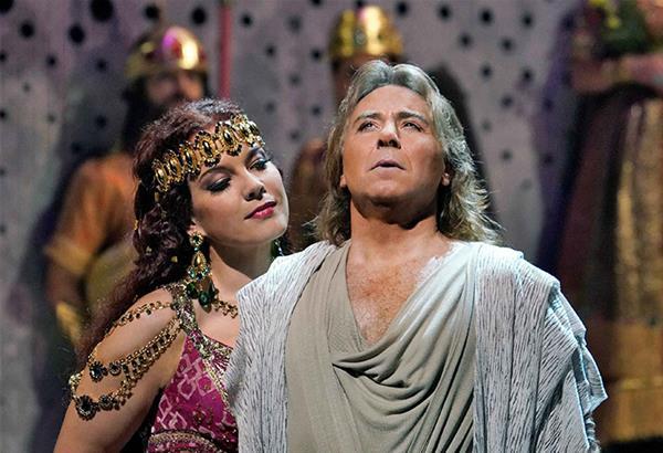 The Met: Live in HD : Σαμψών και Δαλιδά στο Μέγαρο Μουσικής