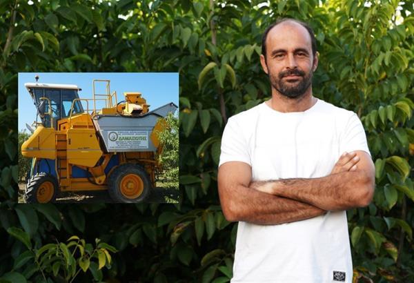 Ποιες και γιατί είναι οι καλλιέργειες του μέλλοντος - μηχανική συγκομιδή