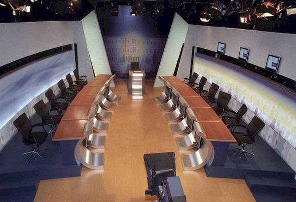 Την 1η Ιουλίου η τηλεμαχία ''debate''  πολιτικών αρχηγών